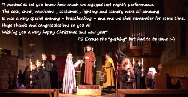 Aldermaston Nativity Play 2014