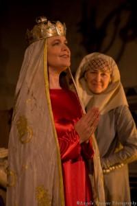 Mary (Cathy Ramsell) and Elizabeth (Cynthia Newman) - 2008