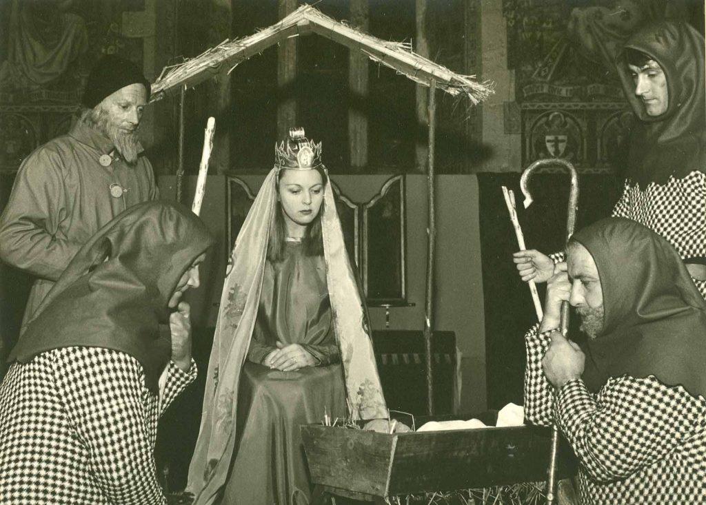 1957 Joseph, Mary & the Shepherds
