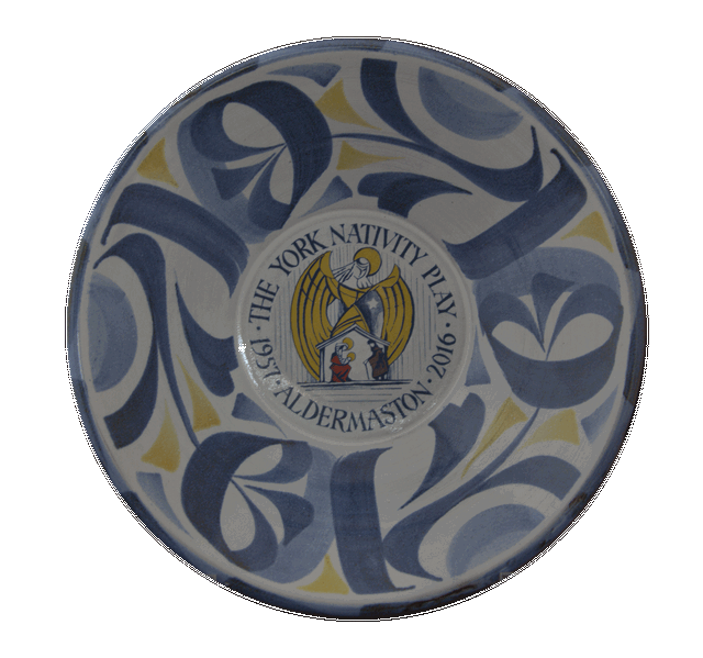 Commemorative bowl for 60th Anniversary in 2016