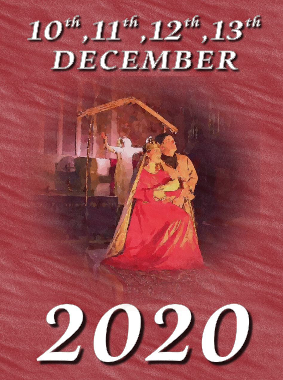 Aldermaston York Nativity Play 2020